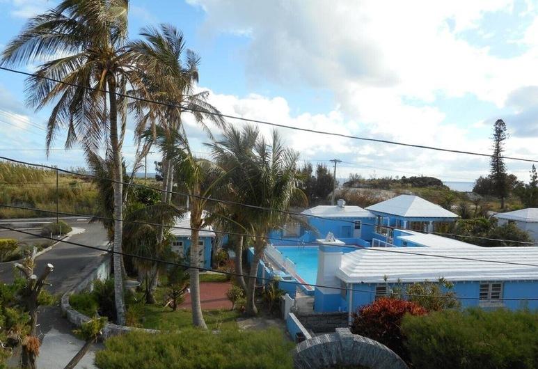 Blue Horizons Guest House - Room #7, Hamilton, Pool