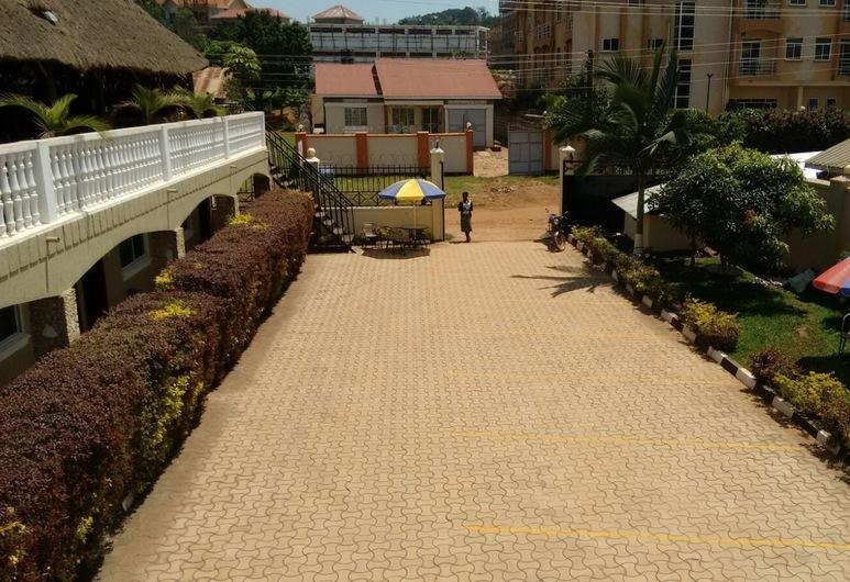 United Motel Entebbe, Entebbe, Okolica objekta