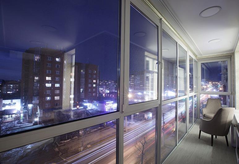Старый город, Томск, Свадебный люкс с балконом, Балкон