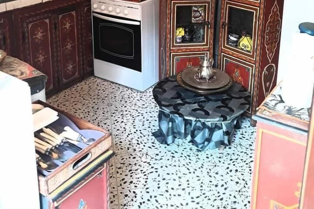 Standardní pokoj s dvojlůžkem - Společná kuchyně
