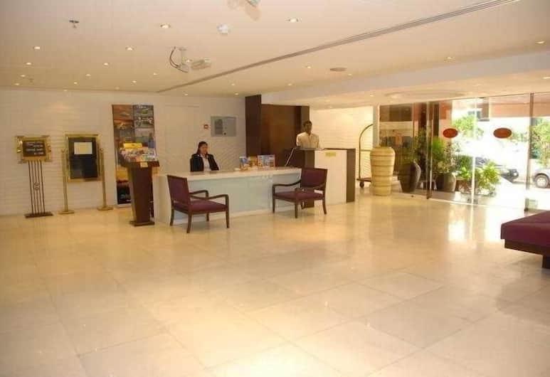 london crown 2 hotel apartment, Dubajus