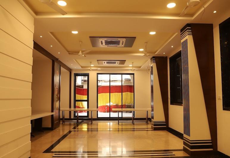 Gobinddham, Bombay, İç Mekân Girişi
