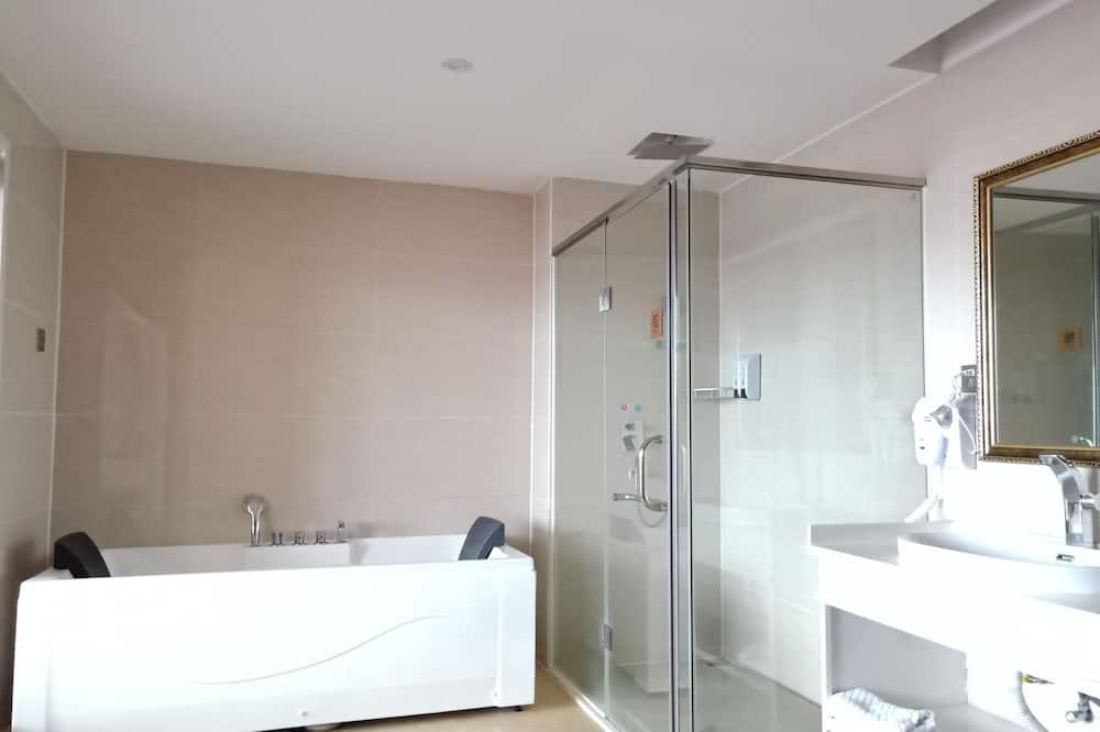 Romantická izba - Kúpeľňa