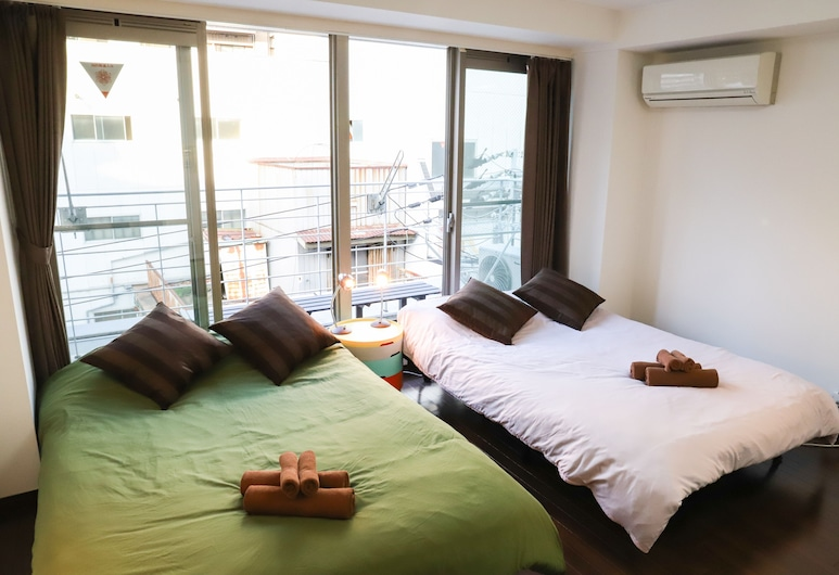 Shinsaibashi House Gato #501, Осака, Номер, Номер