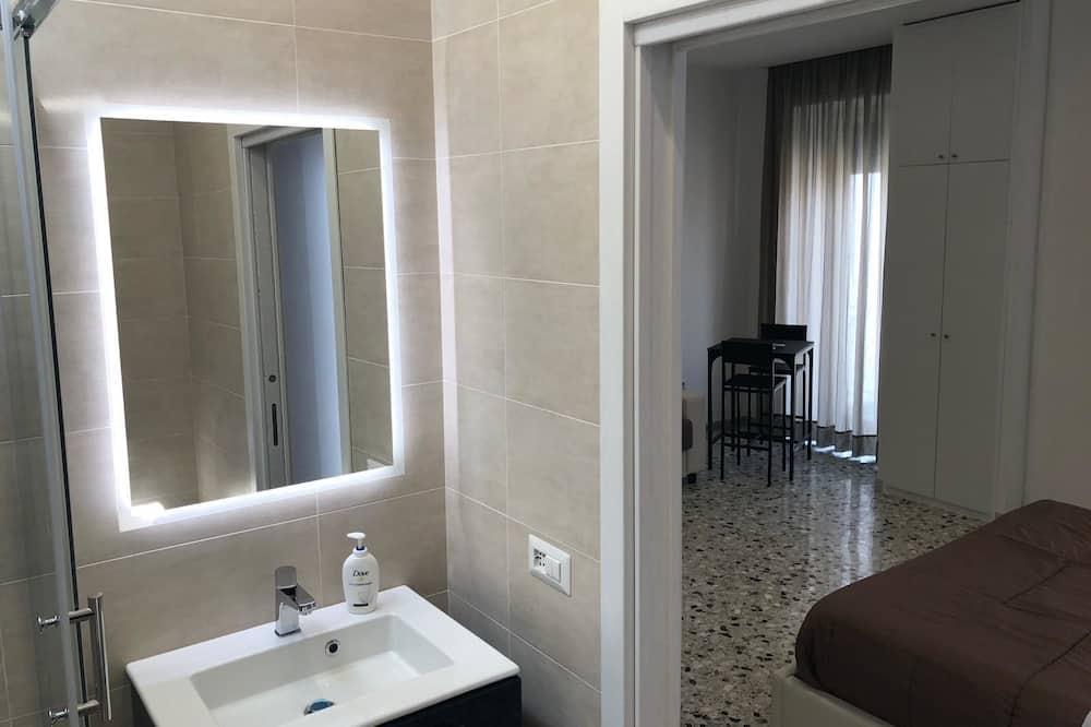 ลักซ์ชัวรี่อพาร์ทเมนท์, 1 ห้องนอน - ห้องน้ำ