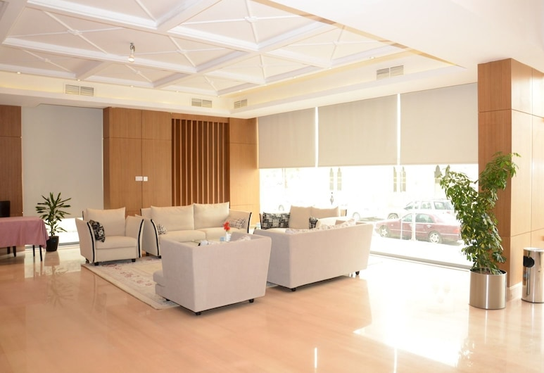 Continental Inn Hotel Al Farwaniya, Farwaniya, Posezení ve vstupní hale