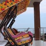 Apartemen Keluarga, pemandangan laut - Teras/Patio