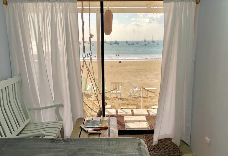The Beach House Nicaragua, San Juan del Sur, Quarto Duplo Comfort, Vista Praia, Quarto