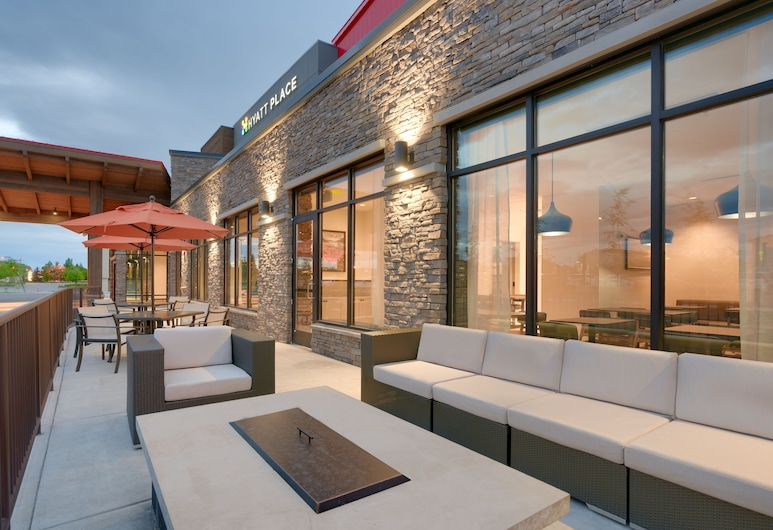 Hyatt Place Anchorage Midtown, Anchorage, Terrace/Patio