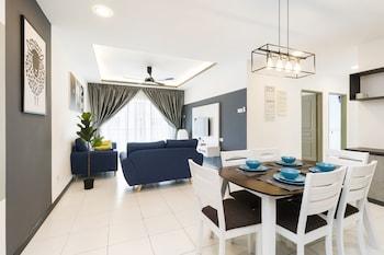 תמונה של Quintet Serviced Apartment Cameron בTanah Rata