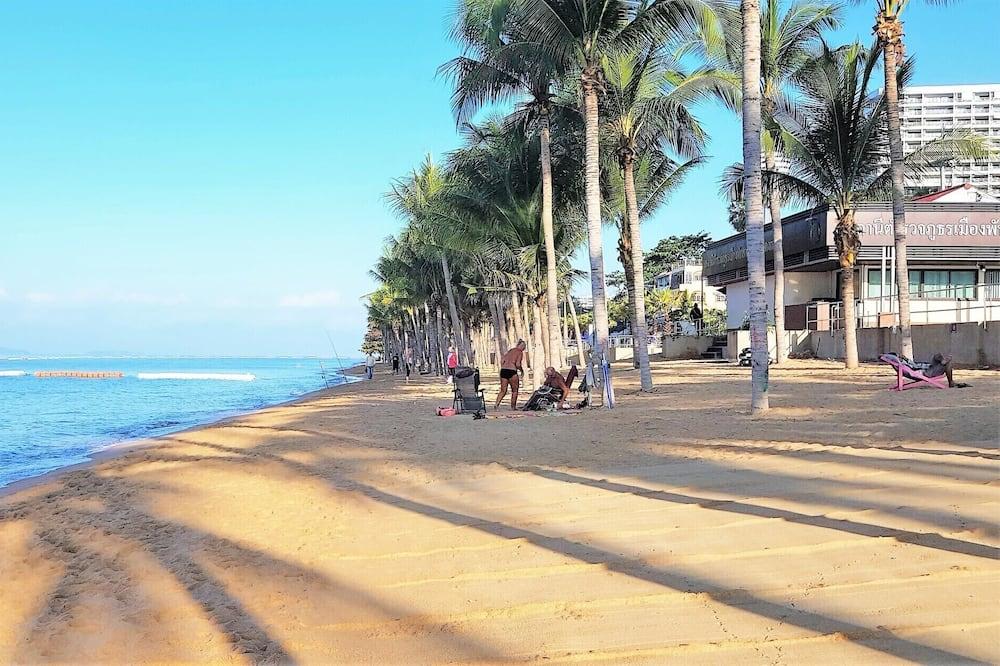 Апартаменты, Несколько кроватей - Пляж