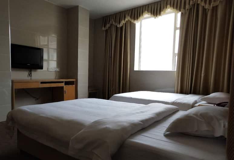 Guangzhou Haifan Hotel, Canton, Camera Superior con 2 letti singoli, vista città, Camera