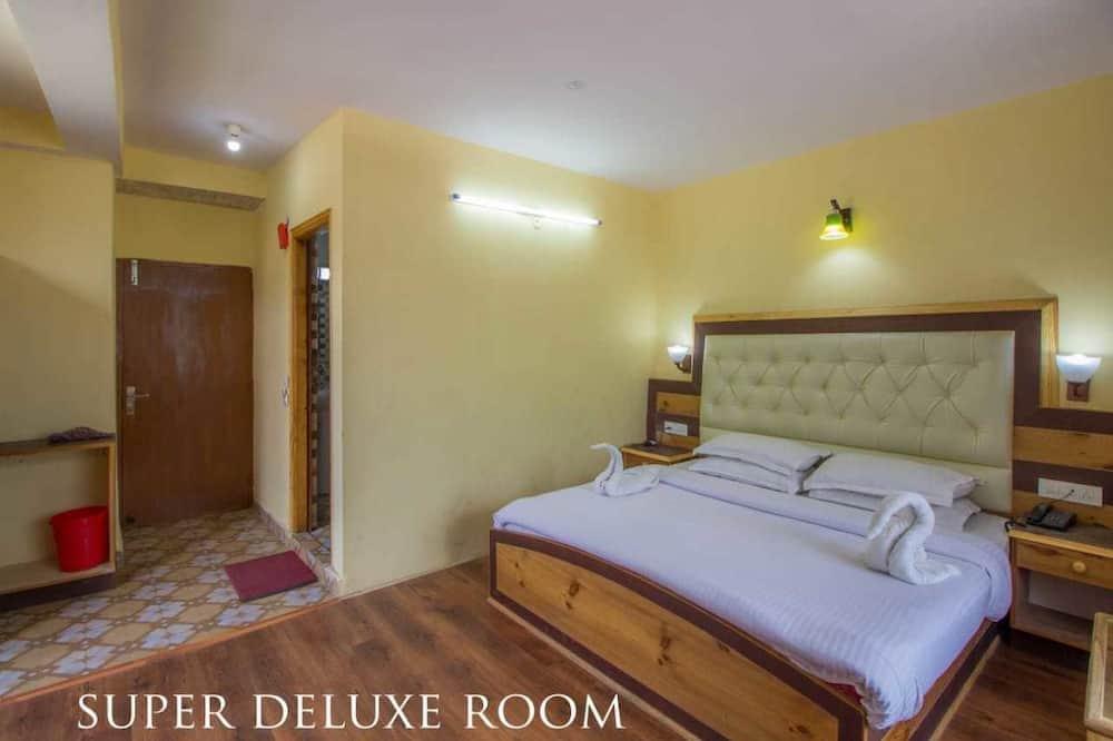 Liukso klasės kambarys, 1 standartinė dvigulė lova - Pagrindinė nuotrauka