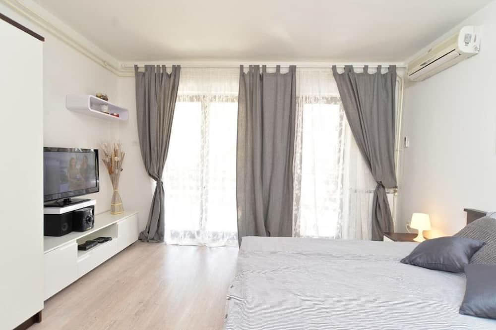 Lägenhet - 2 sovrum - terrass (A2) - Vardagsrum