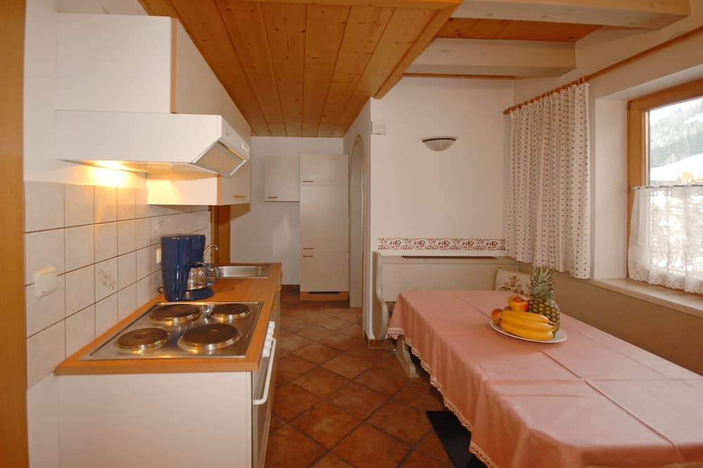 Bungalow (incl. 65 EUR Cleaning Fee) - Living Area