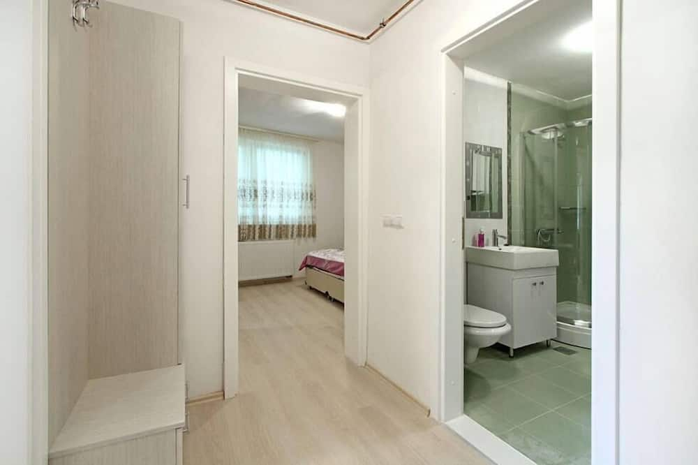 Deluxe Apartment, 1 Double Bed with Sofa bed, Smoking - Living Area
