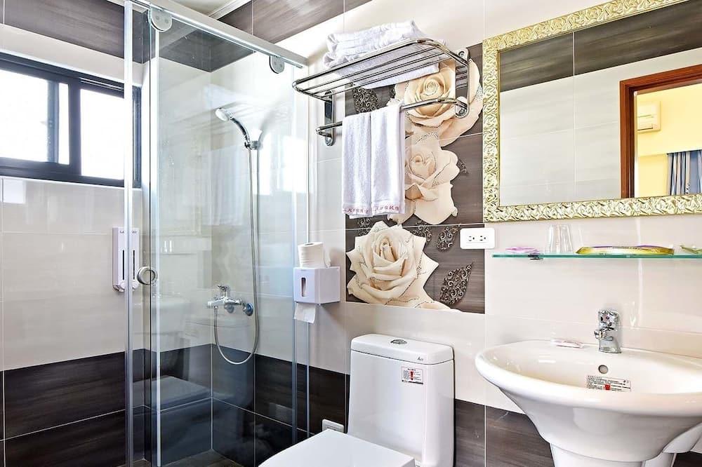 Classic-Doppelzimmer, 1 Doppelbett - Badezimmer
