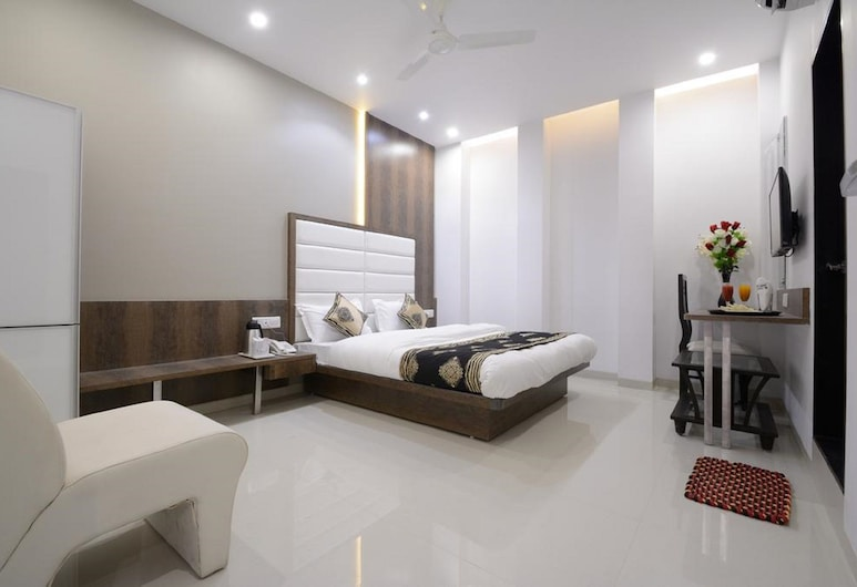 Hotel One up, Ahmedabad, Executive Room, Guest Room