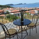 Panoramic Apartment, 1 Bedroom, Terrace, Sea View - Teres/Laman Dalam