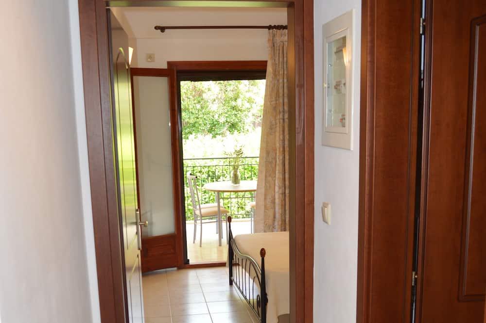 Panoramic Apartment, 1 Bedroom, Terrace, Sea View - Living Area