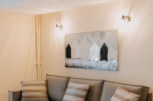 中央豪華公寓最棒之家飯店/