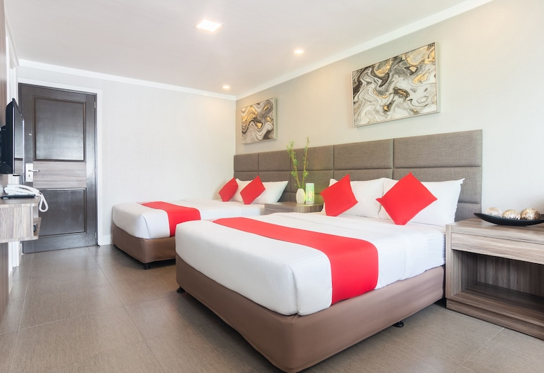OYO 208 Anika Suites, Cebu, Suite Family Room, Guest Room