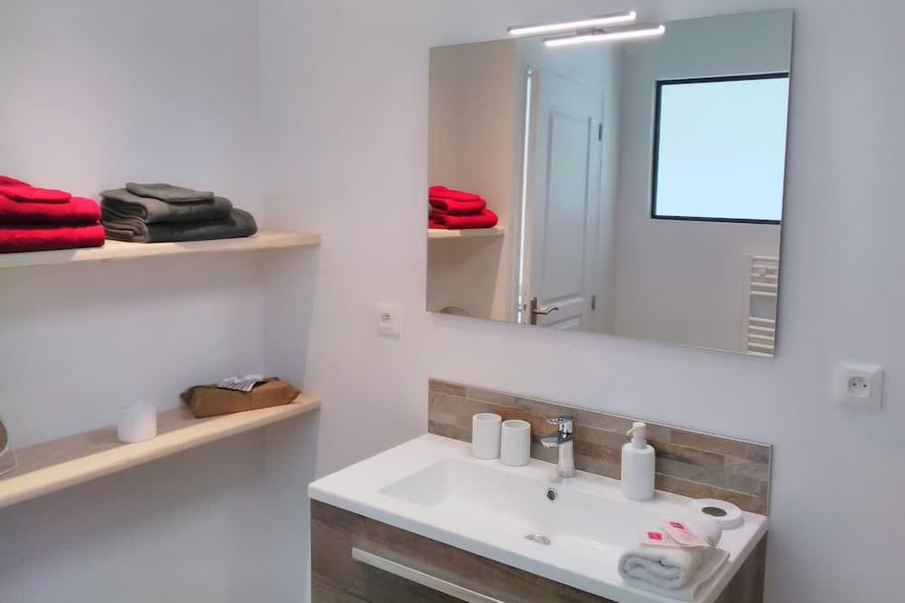 คอทเทจ, ห้องน้ำในตัว (Normandy VIP) - ห้องน้ำ