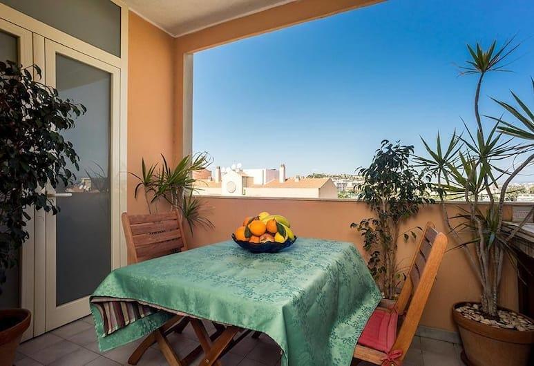 B&B Mareya, Cagliari, Terasa/trijem