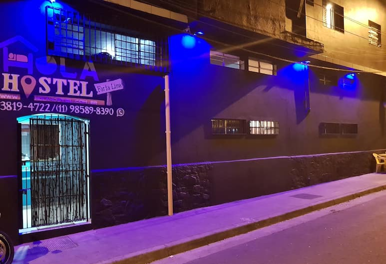 Hola Hostel Faria Lima, San Paulas
