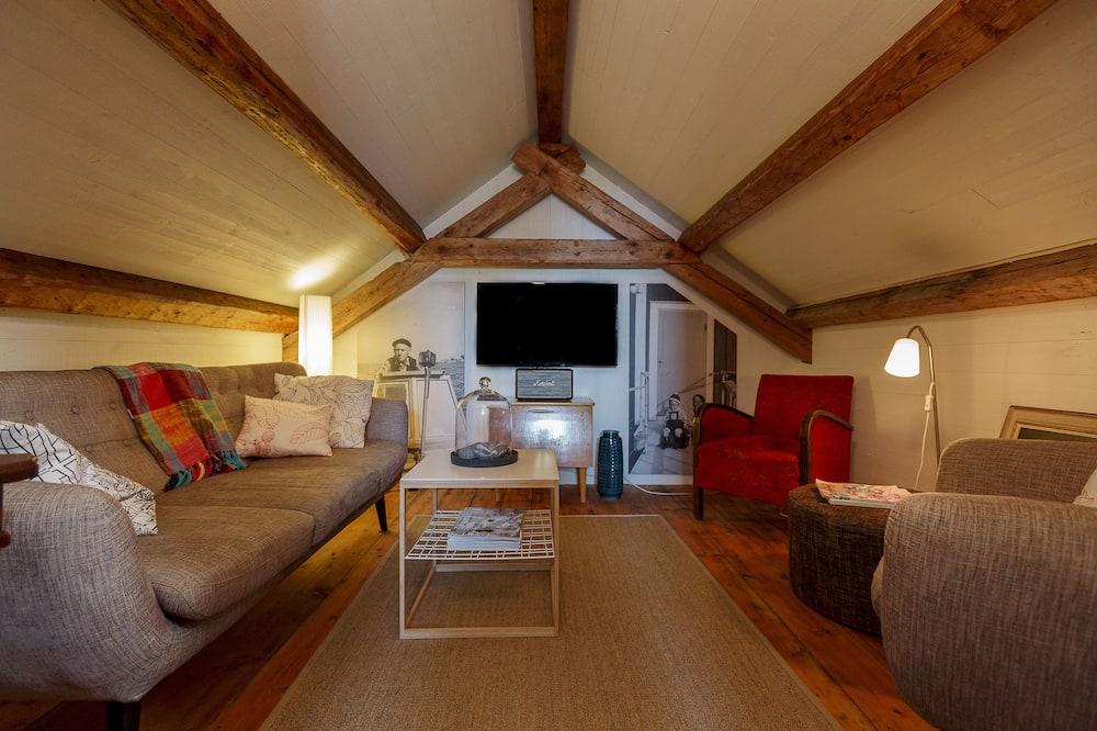 Villa, Varias camas - Sala de estar