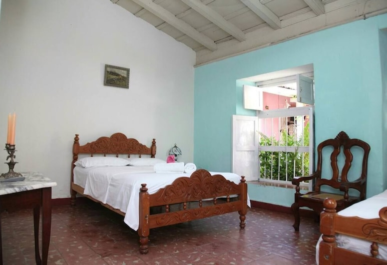 Hostal Yoselin Albalat, Trinidad