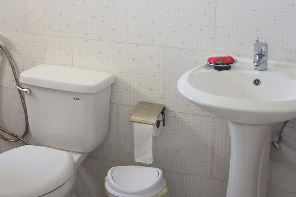 雙人或雙床房 - 浴室