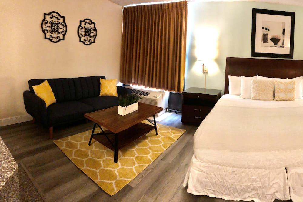 Honeymoon Σουίτα, 1 King Κρεβάτι - Δωμάτιο επισκεπτών