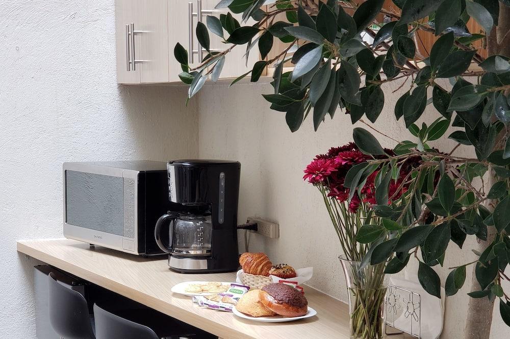 雙人房 - 共用廚房設施