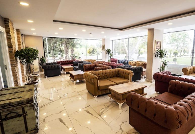 Lara Garden Butik Hotel, Antalya, Sitzecke in der Lobby
