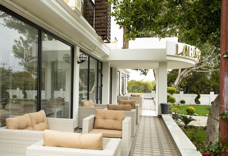 Lara Garden Butik Hotel, Antalya, Terrasse/Patio