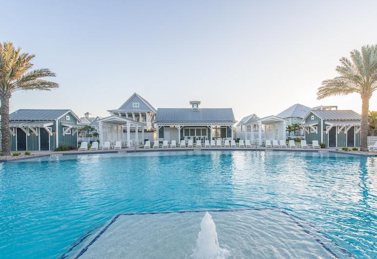 Cinnamon Shore- The Hideout TC 10101, Perlabuhan Aransas , Condo, 1 Bedroom, Kolam Terbuka