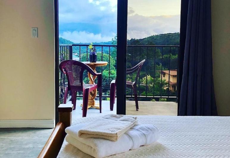 Buena Vista Boquete, Boquete, Comfort Shared Dormitory, Mountain View (5 BUNK BEDS), Balcony View