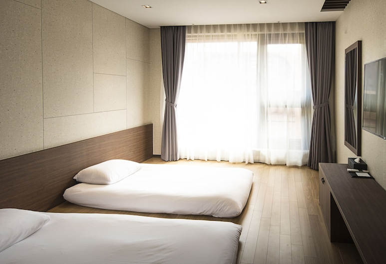 호텔 에어시티 제주, 제주시, 스탠다드 온돌룸, 객실