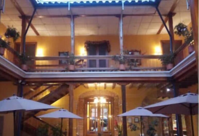 Hotel Boutique la Merced, San Chuan de Pastas, Terasa / vidinis kiemas