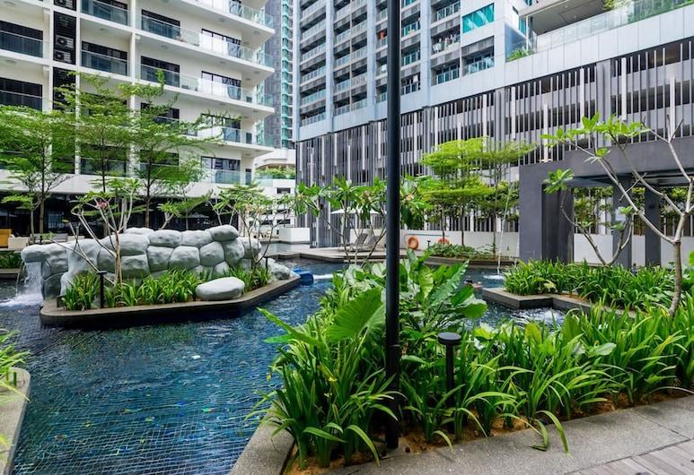 188 Luxury Suites by Plush, Kuala Lumpur, Property Grounds