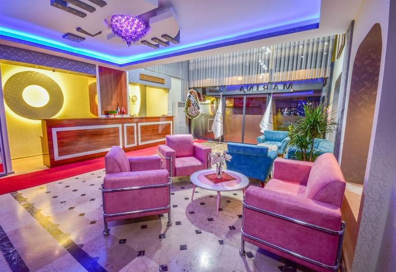 Marina Hotel, Izmir, Lobby Sitting Area