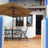 Apartment, Terrasse, Gartenblick - Terrasse/Patio