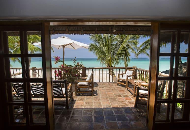 Robinson Beach House, Boracay Island, Villa, 3 hálószobával, Nappali rész