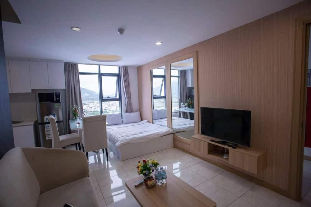 Apartment, 1 Bedroom, City View (2 beds) - View from room