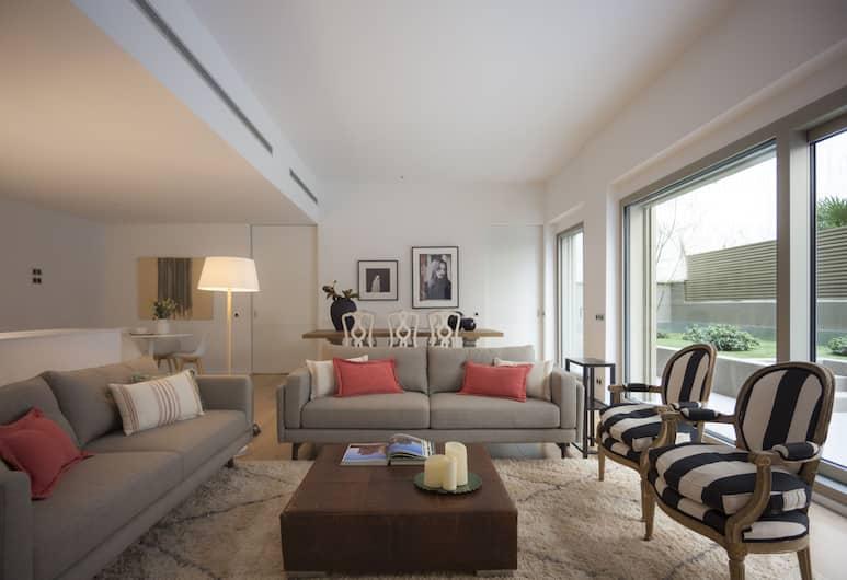 Chamberi by Allo Housing, Madrid, Apartment, 2Schlafzimmer, Wohnbereich