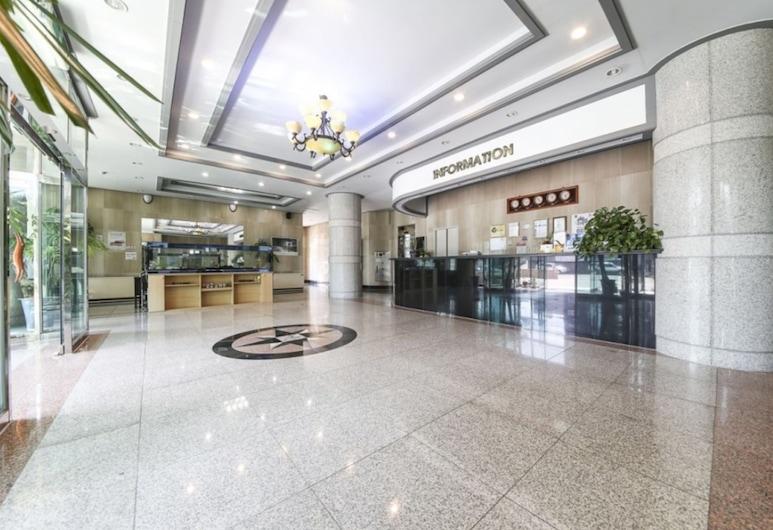 Elysian Hotel, Donghae, Lobby