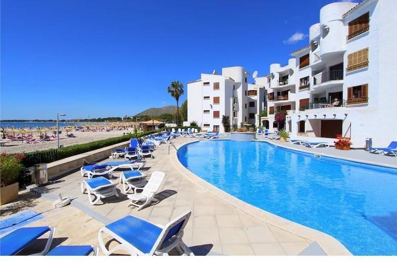 安加拉达 49 号公寓酒店, 阿勒古迪亚