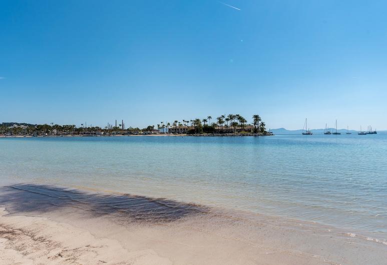 Vista al Mar Apartment, Alcudia, Pláž