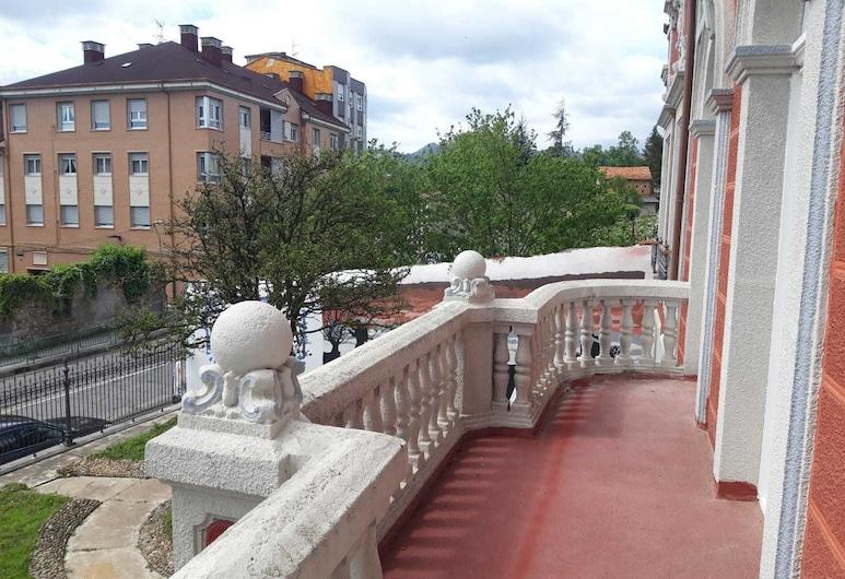 Albergue La Quintana, Grado, Terrasse/patio